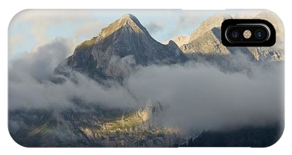 IPhone Case featuring the photograph The Ossau Valley  by Stephen Taylor