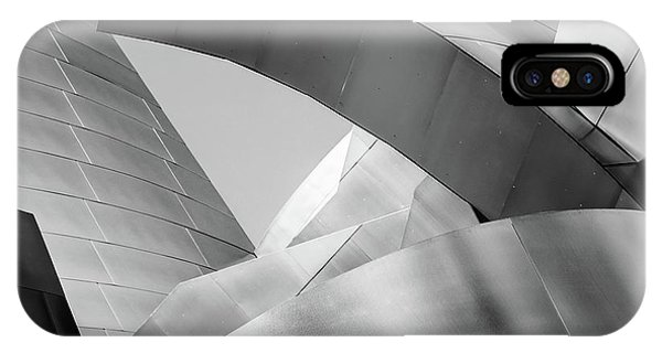 Gehry iPhone Case - The Other Side Of Disney Collection Set 03 by Az Jackson