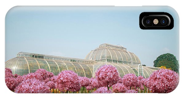 The Palm House IPhone Case