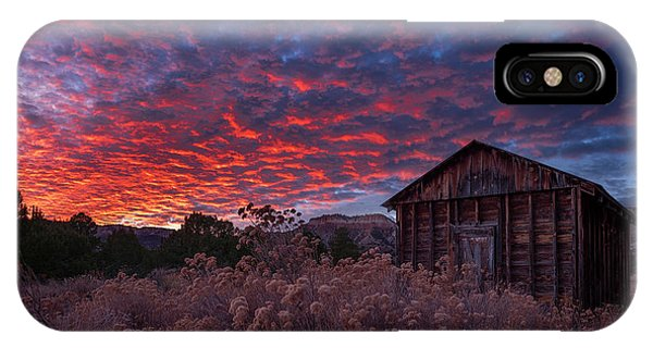 IPhone Case featuring the photograph The Perfect Sunset by Edgars Erglis