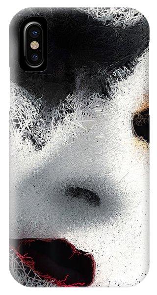 The Phantom Of The Arts IPhone Case