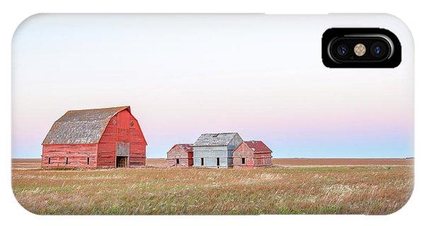 The Prairies IPhone Case