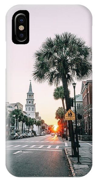 The Road Is Broad IPhone Case