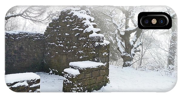 The Ruined Bothy IPhone Case