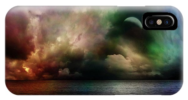 The Sacred Storm IPhone Case
