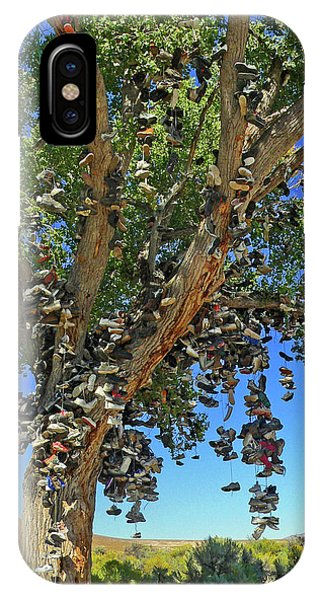 The Shoe Tree IPhone Case