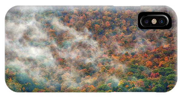 IPhone Case featuring the photograph The Shoulder Of Greylock by Raymond Salani III