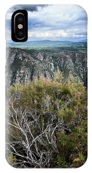 The Sights Of The Sil IPhone Case