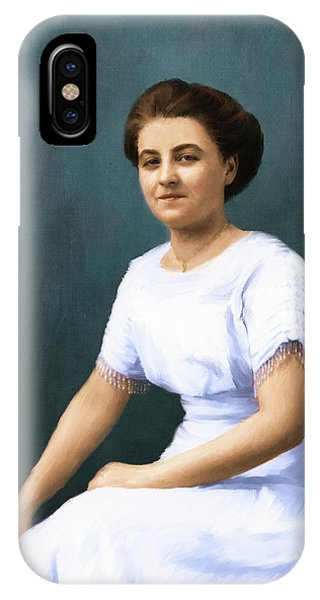 The Smile IPhone Case