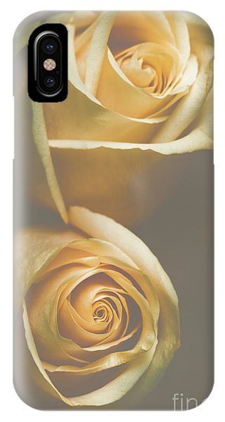 Nature Still Life iPhone Case - The Soft Shadows by Jorgo Photography - Wall Art Gallery