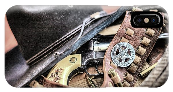 The Stetson IPhone Case