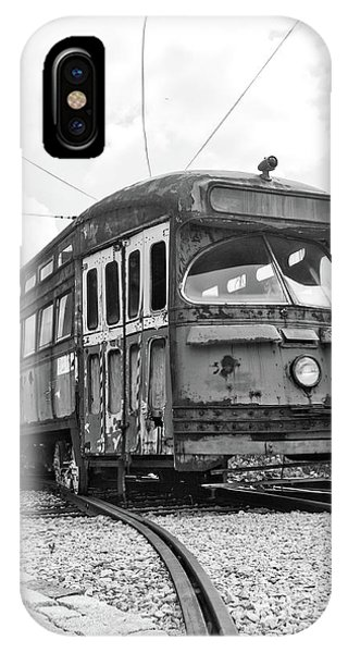 The Streetcar IPhone Case