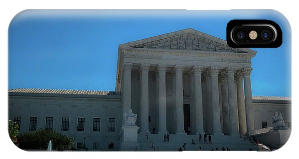 The Supreme Court IPhone Case
