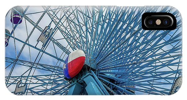 The Texas Star, State Fair Of Texas IPhone Case