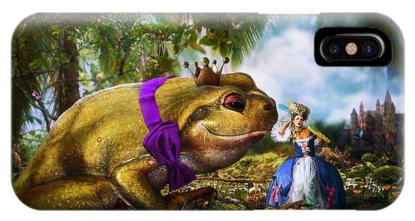 Fairytales iPhone Case - The Unloved Ones by Mario Sanchez Nevado