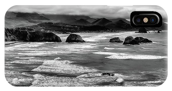 iPhone Case - The View From Ecola Park by David Patterson