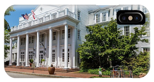 The Willcox Hotel - Aiken Sc IPhone Case