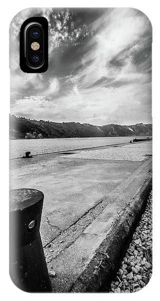 The Winter Sea #3 IPhone Case