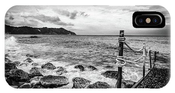 The Winter Sea #4 IPhone Case