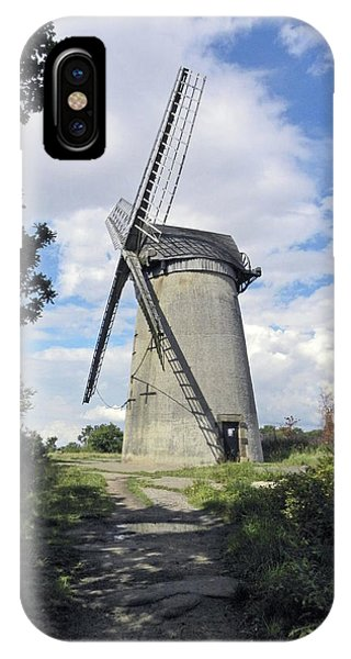 The Wirral. The Windmill On Bidston Hill. IPhone Case