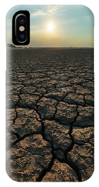 Thirsty Ground IPhone Case