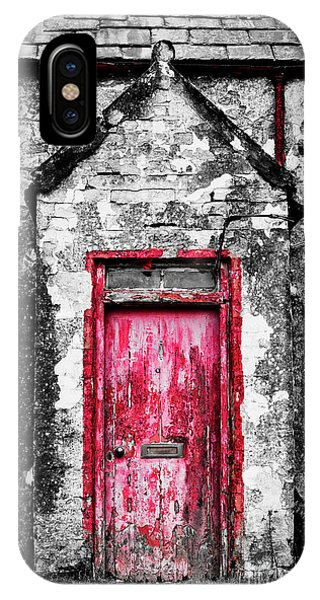 IPhone Case featuring the photograph This Old House by Tim Gainey