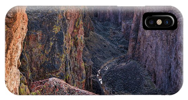 Thousand Creek Gorge IPhone Case