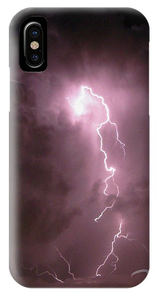 Three Faces Of God IPhone Case
