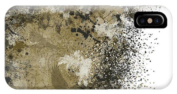iPhone Case - Three Ravens by Sigrid Van Dort