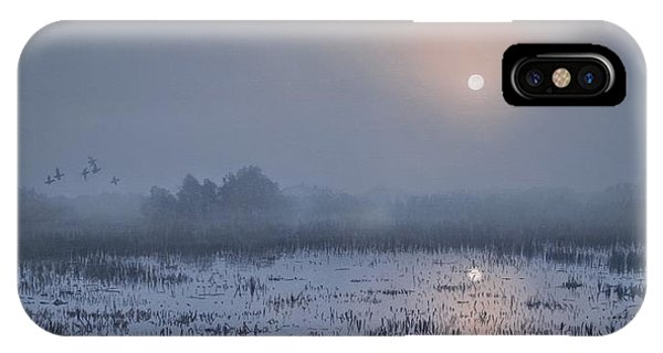 Through The Fog IPhone Case