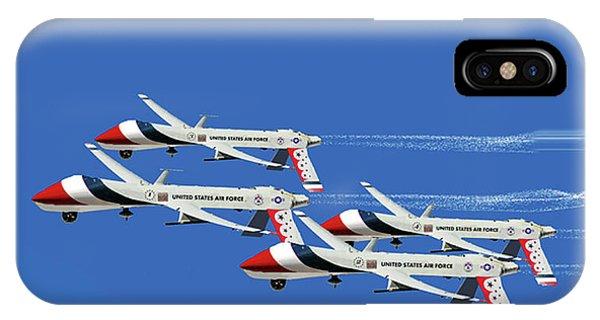 Thunderbird Drones IPhone Case