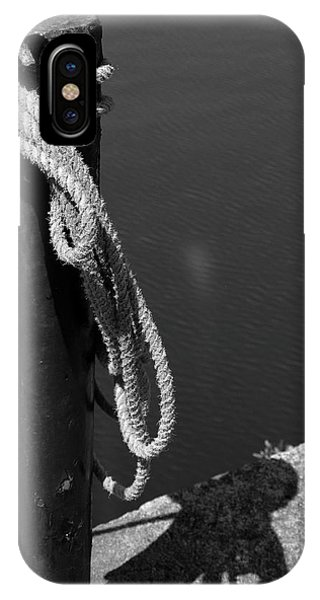 Tied, Rope IPhone Case