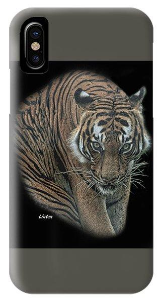 Tiger 6 IPhone Case