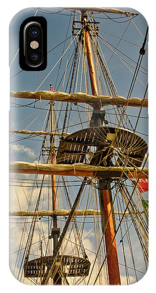 Time To Set Sail IPhone Case