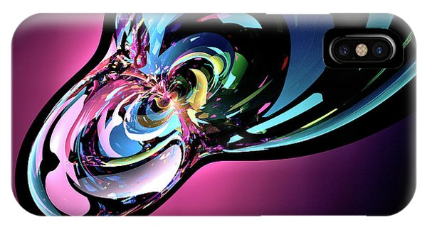 IPhone Case featuring the digital art Timothy by Missy Gainer