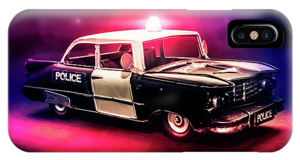 Vehicles iPhone Case - Tin Force by Jorgo Photography - Wall Art Gallery