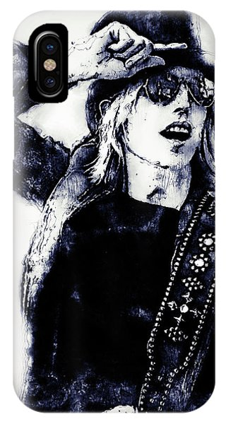 Tom Petty - 30 IPhone Case