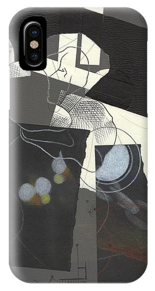 Torn Beauty No. 2 IPhone Case