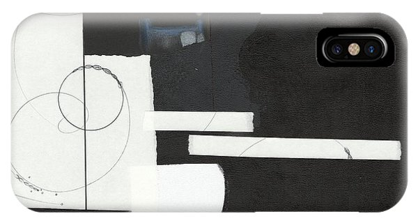Torn Beauty No. 8 IPhone Case