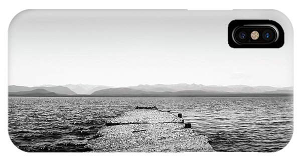 Towards The Nahuel Huapi Lake IPhone Case