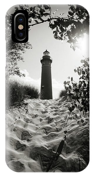 IPhone Case featuring the photograph Tower by Michelle Wermuth