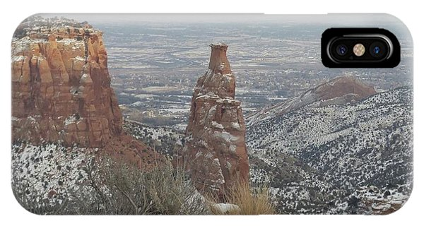 Tower Rock IPhone Case