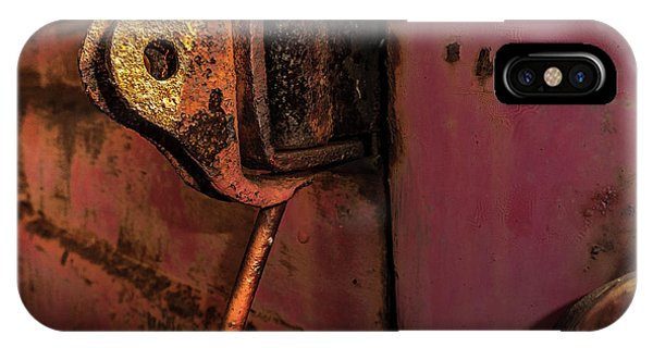 Truck Hinge IPhone Case