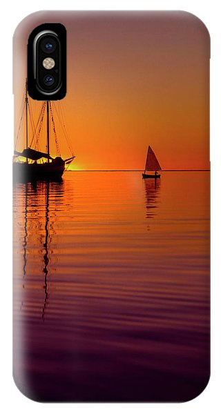 Tranquility Bay IPhone Case