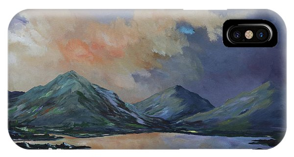 Tranquility In Killarney  Kerry IPhone Case