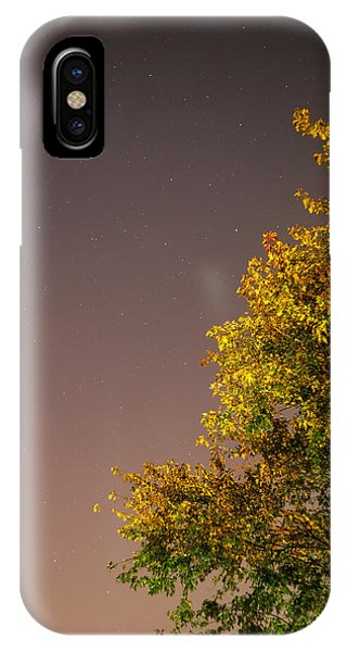 Tree And Stars IPhone Case