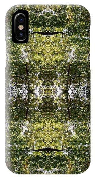 Tree No. 14 IPhone Case