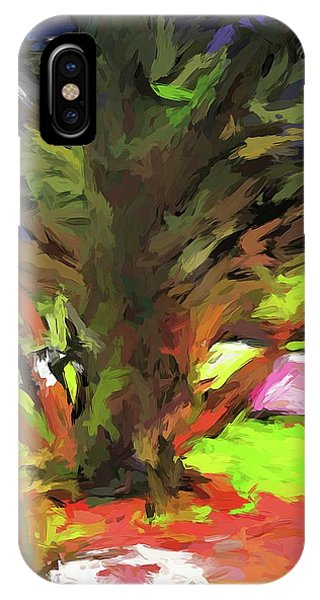 Tree With The Open Arms IPhone Case