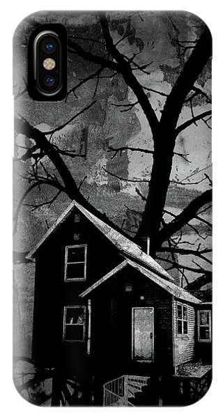 Treehouse II IPhone Case