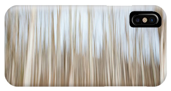 Trees On The Move IPhone Case